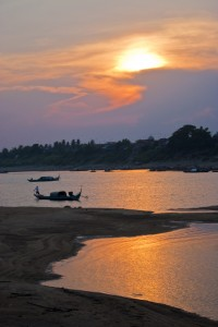 another Mekong sunset