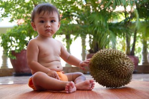 from Diapers to Durians
