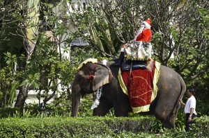Santa Claus has come to the Penh