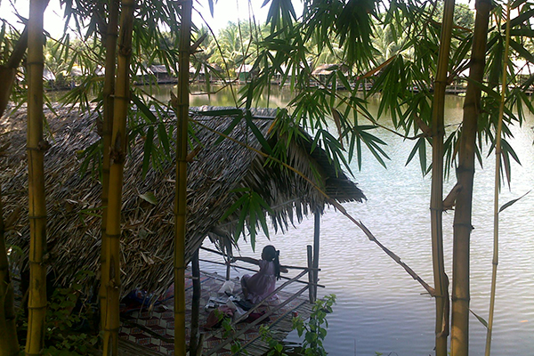 Stocked fish ponds for a day s getaway for Stocked fishing ponds