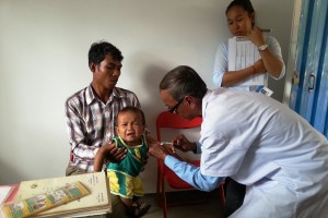 Touring Cambodia: Assessment of process quality in health facilities
