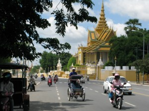 Escaping a Mekong cityscape for a slice of rural life