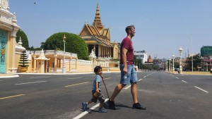 Phnom Penh in photos