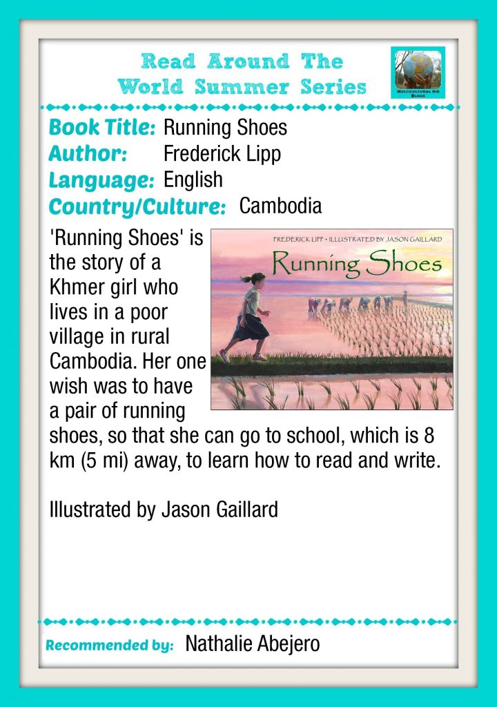 Read around the world Running Shoes
