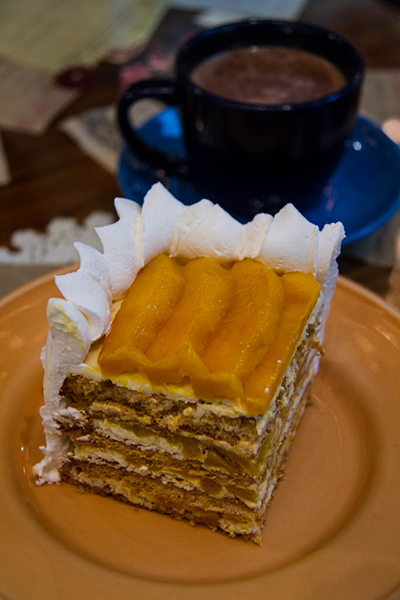 Mango Bene from Mary Grace Cafe