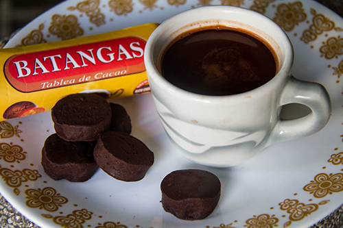 Hot Chocolate (Tsokolate) Philippino style!