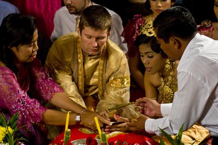 Maxence & Dimanche's wedding